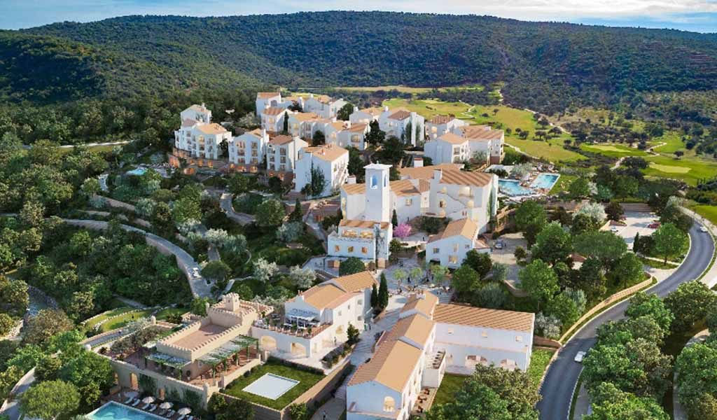 Ombria Resort to provide tax relief of 153 M € to the Portuguese State - Diario diariOnline Região Sul