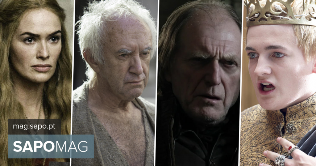 """""""The War of the Thrones"""": Elected the 30 best villains of Westeros - Current events"""