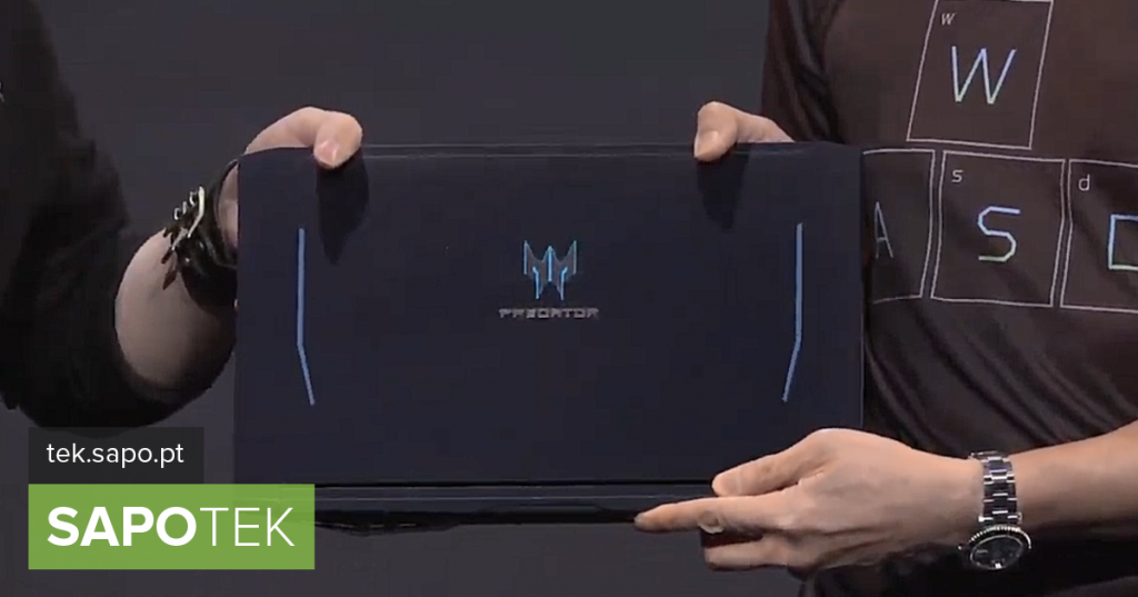 """Acer introduces new line of Predator laptops with more """"gas"""" for the gaming market - Computers"""