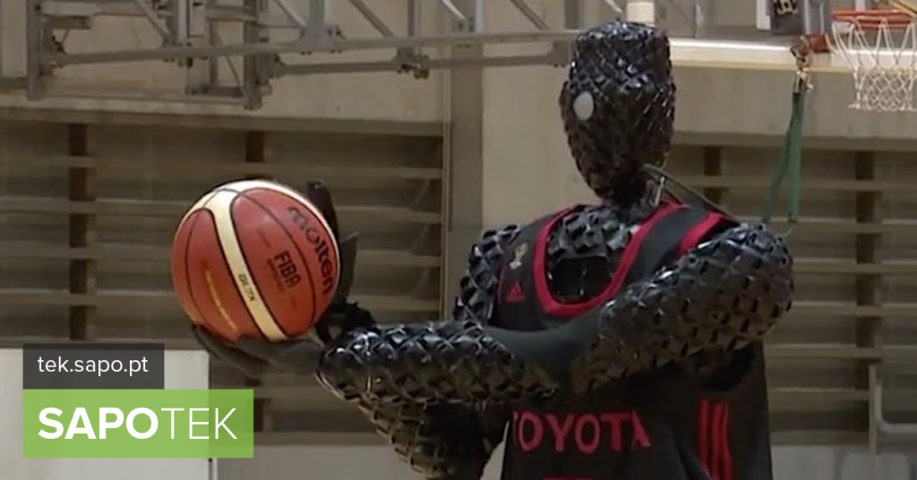 Careful LeBron James! Robot basketball player already makes triple releases - Computers