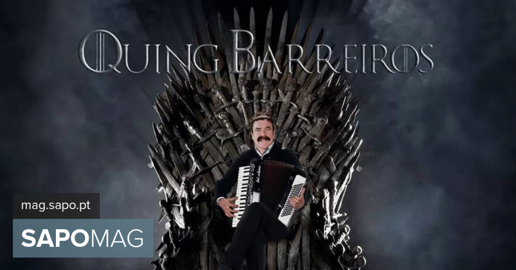 """""""Quing Barreiros, there are 46 seasons to conquer the terrain of the neighbors"""": singer sharing assembly inspired by """"The War of the Thrones"""" - Actuality"""