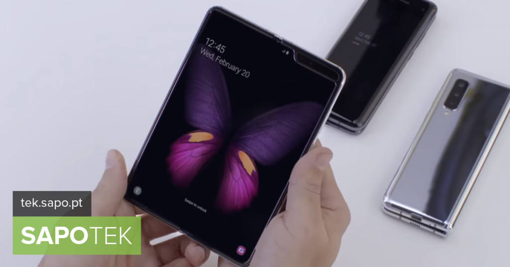 Samsung Galaxy Fold: First Test Units Are Breaking Off Easily - Equipment