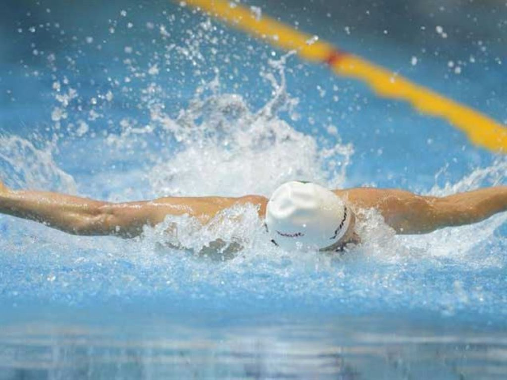 Swimming: Coimbra maintains two teams in the 1st Division