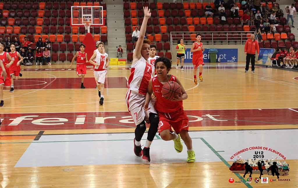 6th Edition of the Tournament City of Albufeira U12, ends in celebration. - Daily Newspaper