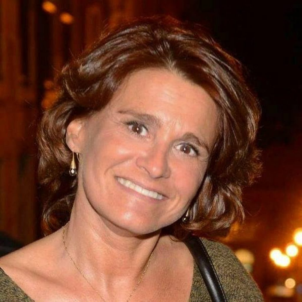 Actress Rita Salema is the agent of the European Alliance - The Economic Journal