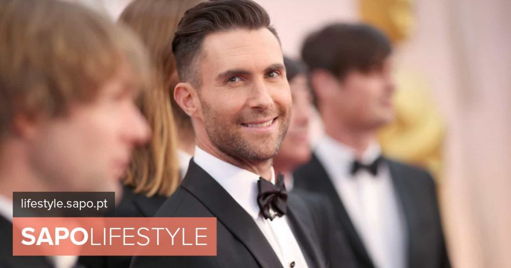"""Adam Levine shows new hairstyle and fans 'chumbam' the look: """"Terrible"""" - Actuality"""