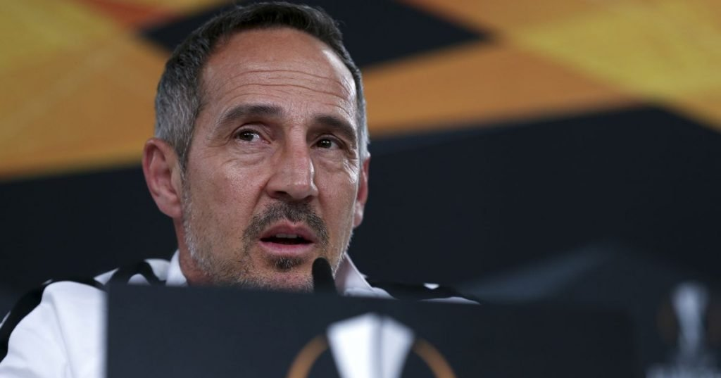 """Adi Hutter: """"There is 55 percent chance for Benfica and 45 for Eintracht"""" - Football"""