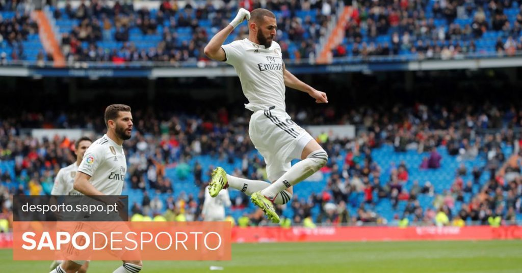 Benzema saves Real Madrid in victory over Eibar