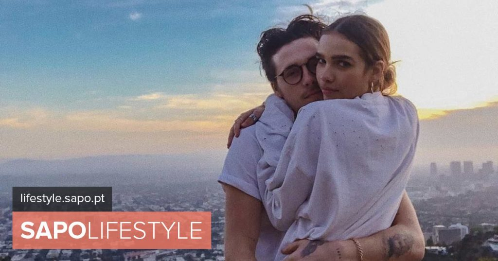 Brooklyn Beckham caught in tears to argue with girlfriend - News