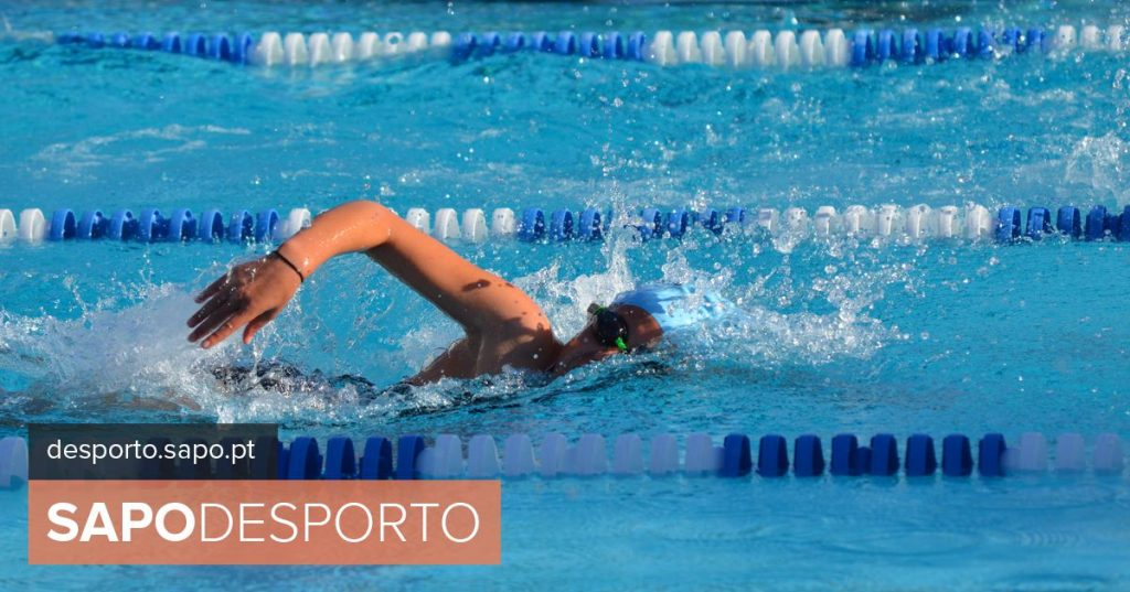 Camila Rebelo sets new national record for 100 meters back