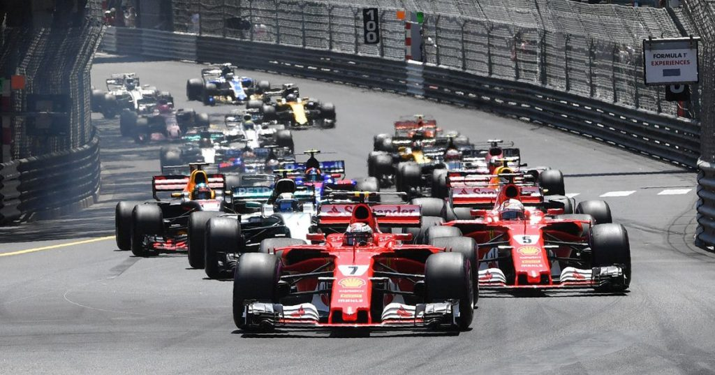 China may have two World Formula One races - Modalities