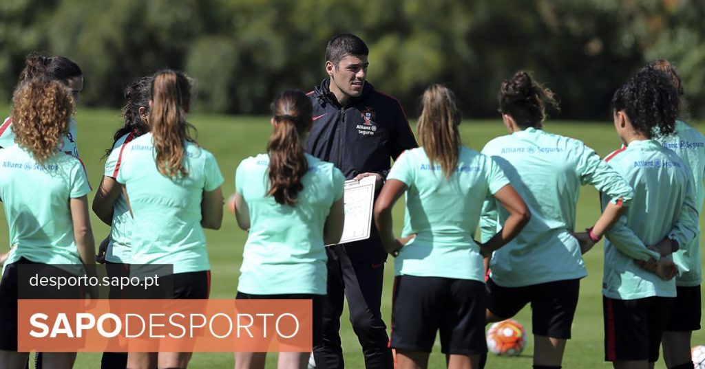 Coach Francisco Neto says that women's team is not a closed group