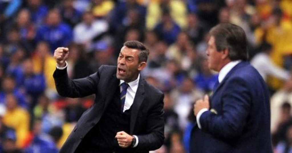 Cruz Azul, by Pedro Caixinha, climbs to fifth place in the Mexican league