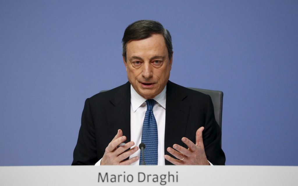 Draghi tosses details on long-term bank lending for upcoming meetings - The Economic Journal