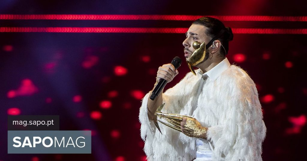 Eurovision: Portugal still out of the top 10 in bookmakers - News
