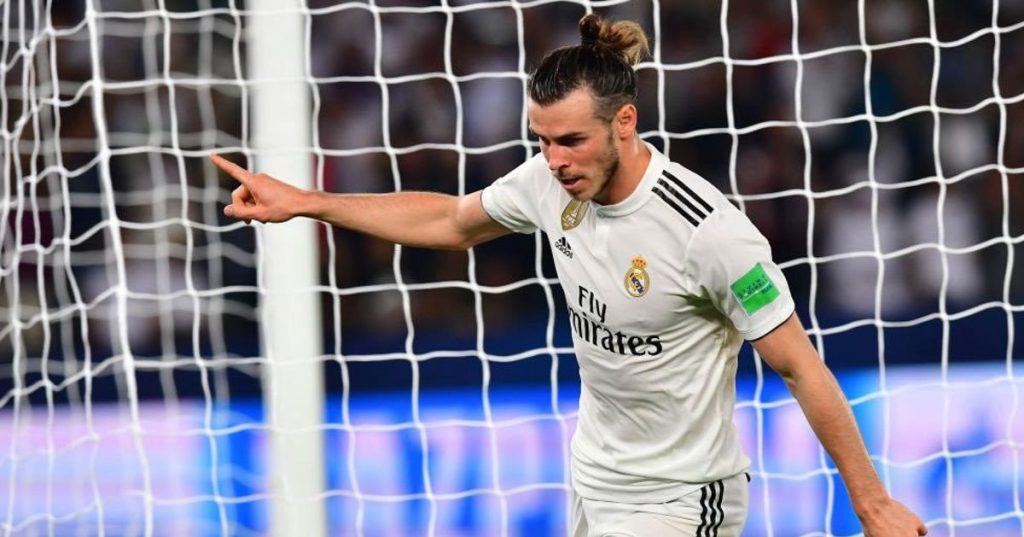 Five clubs interested in hiring Bale, says British press