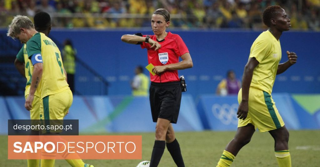 French league to have first woman to referee a game - Ligue 1