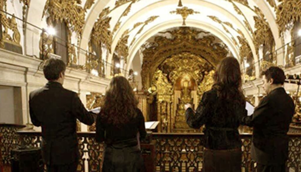 Grupo Vocal Olisipo celebrates Easter in Tavira in the company of the Classical Orchestra of the South - Jornal diariOnline Região Sul