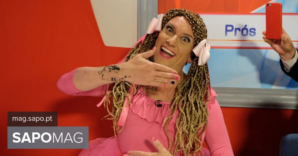 """Herman José makes parody of """"Pros and Cons"""": a """"great controversy between Maria Leal and Sérgio Godinho"""" - News"""