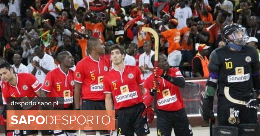 Hockey / Angola: Nery 3rd best scorer of the Montreux Tournament