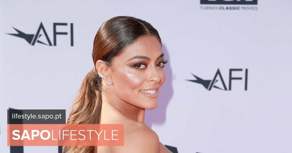 In lingerie, Juliana Paes appears in 'devil' mode on Good Friday - Actuality