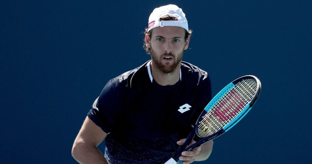 João Sousa 50th in the 'ranking' of tennis, Fognini for the first time in the 12th place