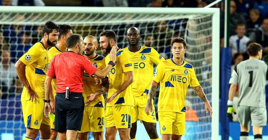 LC: In 19 matches, FC Porto have never won in their Majesty's lands - Champions League