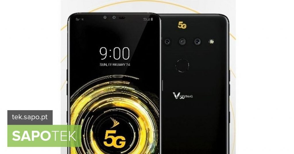 LG postpones the launch of the V50 ThinQ 5G in South Korea - Equipment