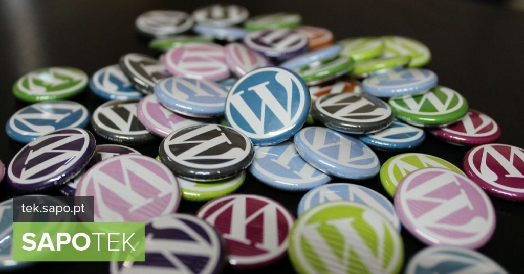 Learn more about WordPress in lessons for initiates and programmers - Site of the day