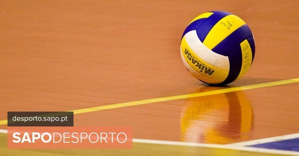 Leixões becomes three-time female volleyball champion