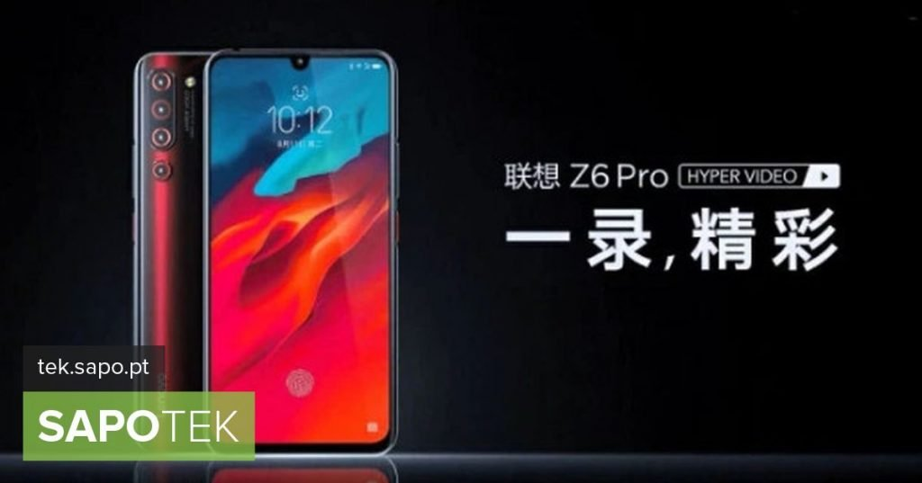 Lenovo Z6 Pro will be unveiled tomorrow in China. Meet the specifications - Equipment