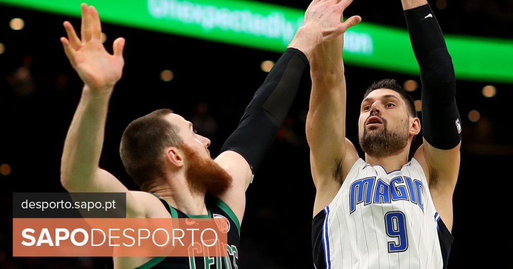 Magic and Nets secure return to NBA play-offs