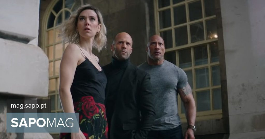 """New double and family against the Black Superman: the explosive trailer of """"Furious Speed: Hobbs & Shaw"""" - News"""