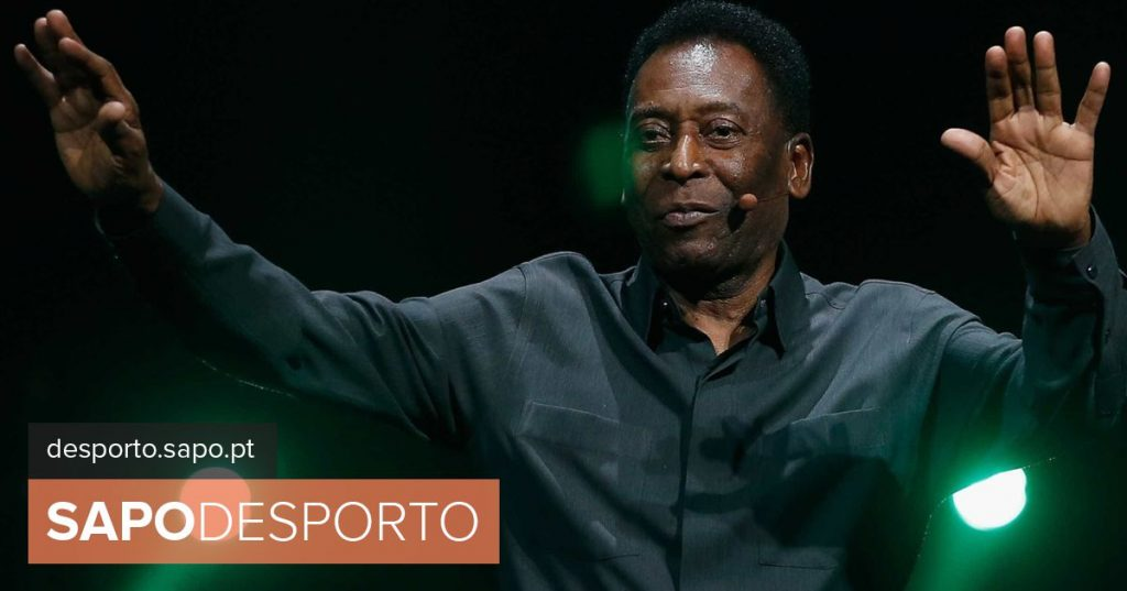 Pelé remains hospitalized in Paris with urinary infection