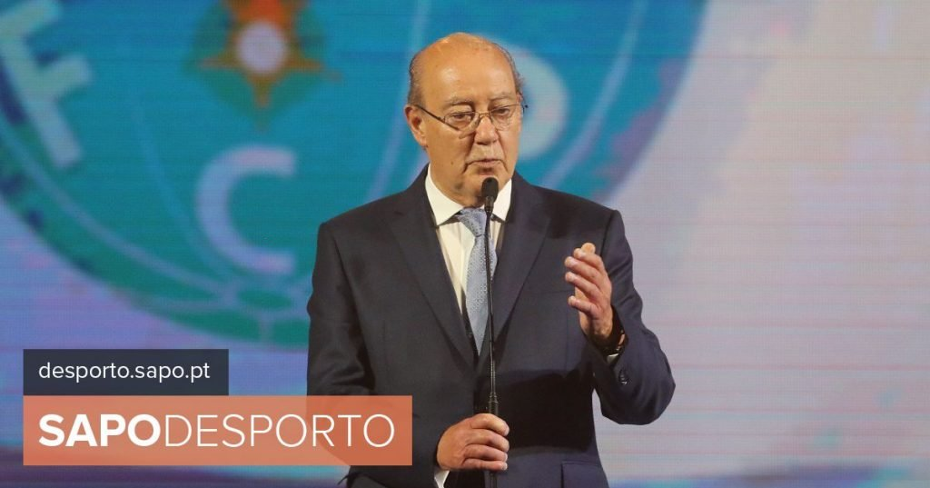 """Pinto da Costa and the national title: """"It will not always be Bruno Paixão no VAR"""""""
