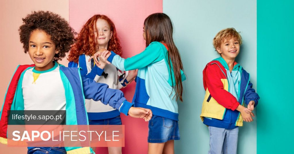 Portuguese brand of children's clothing launches collection without gender - Current