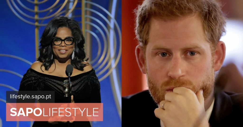 Prince Harry and Oprah Winfrey to Produce Series on Mental Health