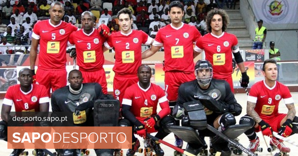 Roller hockey: Angola finishes 4th in Montreux