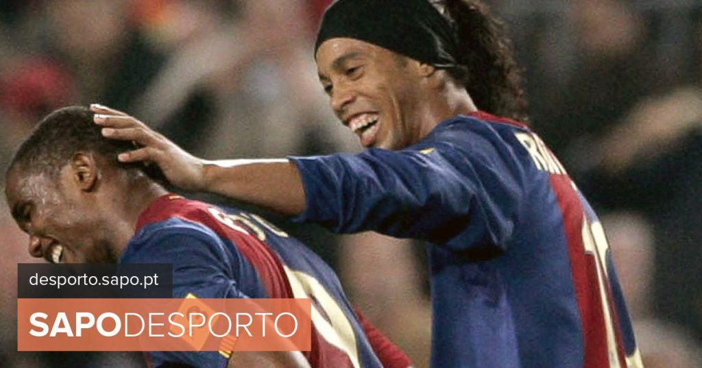 """Samuel Eto'o: """"I told Guardiola that it would be me to make Barcelona win and not Messi"""""""