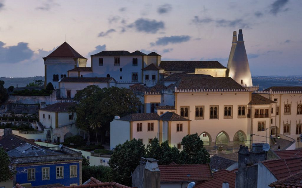 Sintra rises a place in the ranking of business. It is now in 6th position - The Economic Journal