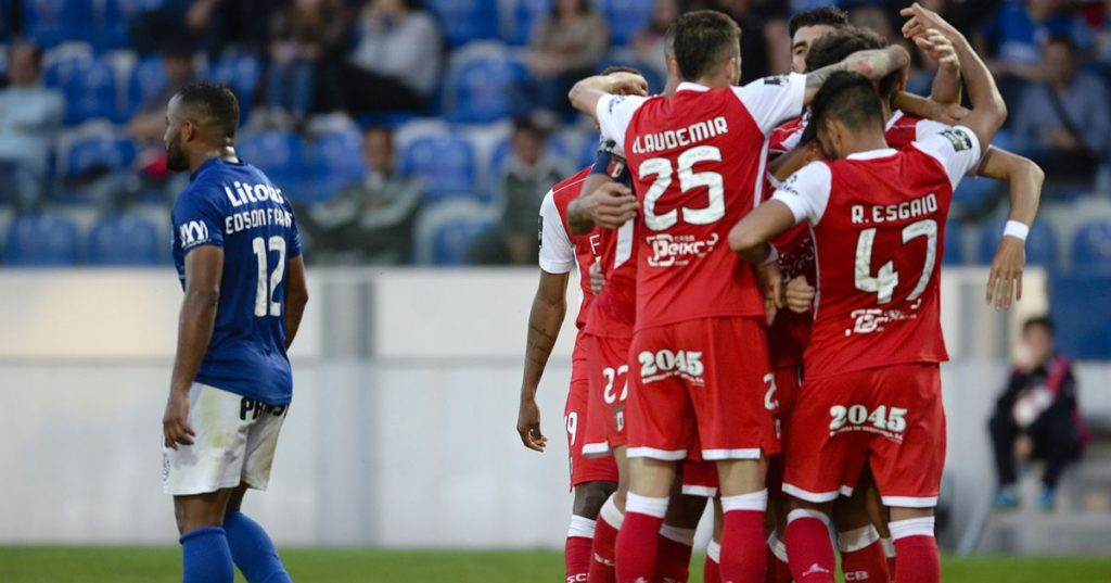 Sporting de Braga wins Feirense condemned and does not disarm in the pursuit of Sporting - I Liga