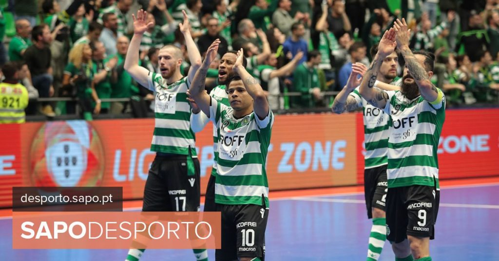 Sporting wants European futsal title in the most competitive final of recent years - Modalities