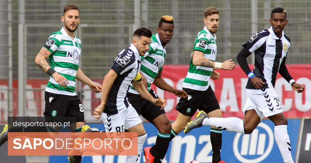 Sporting wins National by the minimum margin and adds the 7th consecutive win in the championship - I Liga