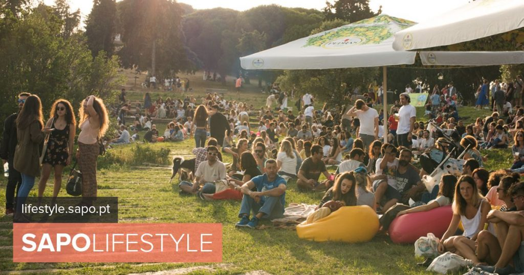 The Somersby Out Jazz is back. More music, more animation and more gardens - Actuality