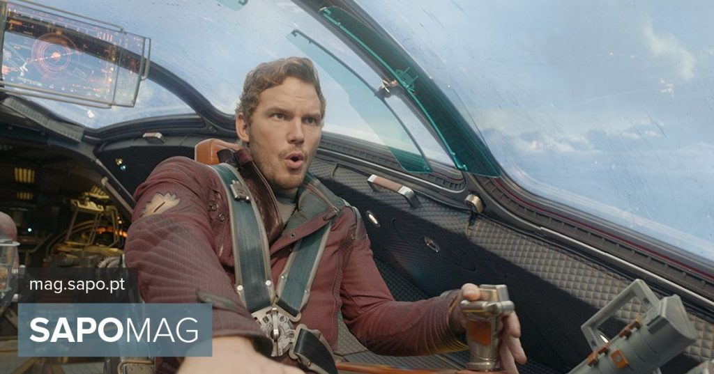 """""""Guardians of the Galaxy"""" was the most complicated film of Marvel ... and Chris Pratt was the biggest problem - Current"""