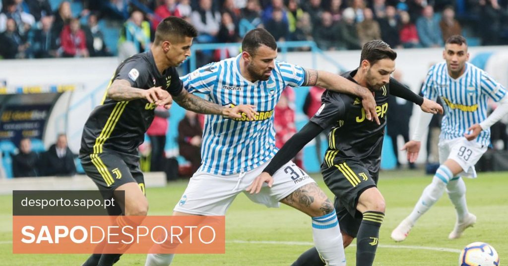 """""""No Ronaldo, no party"""". Juventus lose at home to SPAL and postpone title party"""