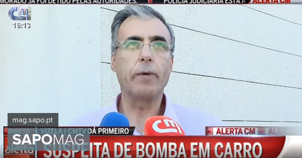 Video: CMTV interview about suspected bomb becomes viral - Current