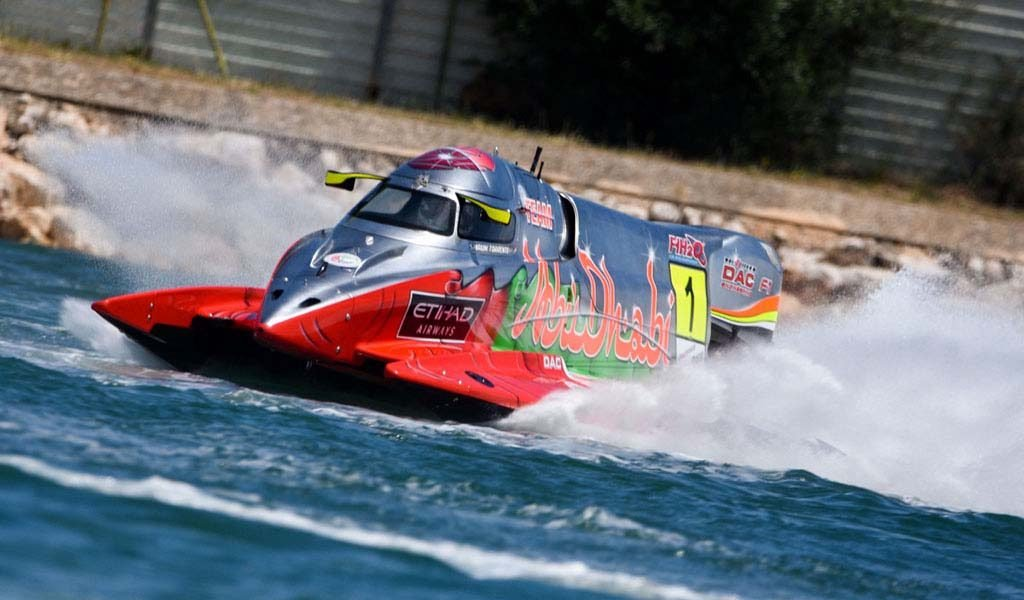 Shaun Torrente wins GP Portugal F1H2O in front of thousands of people - Diario diariOnline Região Sul