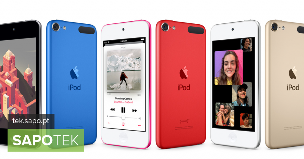Apple to launch iPod touch four years later - iOS