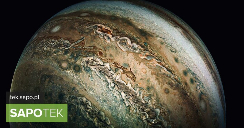 30 space landscapes that marked the month of April - Multimedia